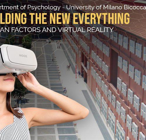 Summer school virtual reality 2021